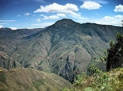 アルコイリスバレー / ペルー